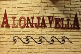 Logotipo A Lonja Vella