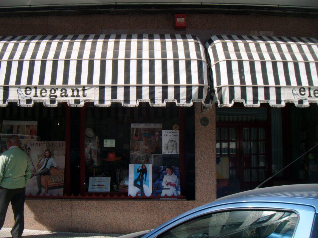 Logotipo Elegant Boutique