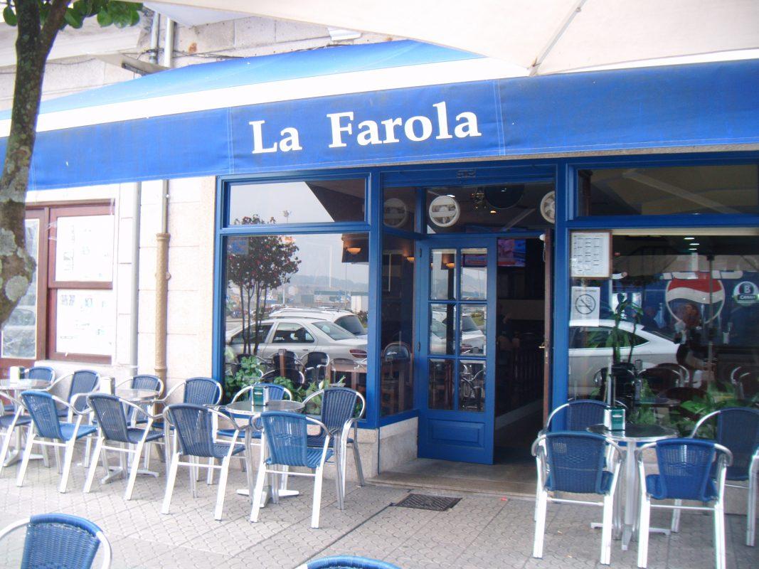 Logotipo Bar La Farola