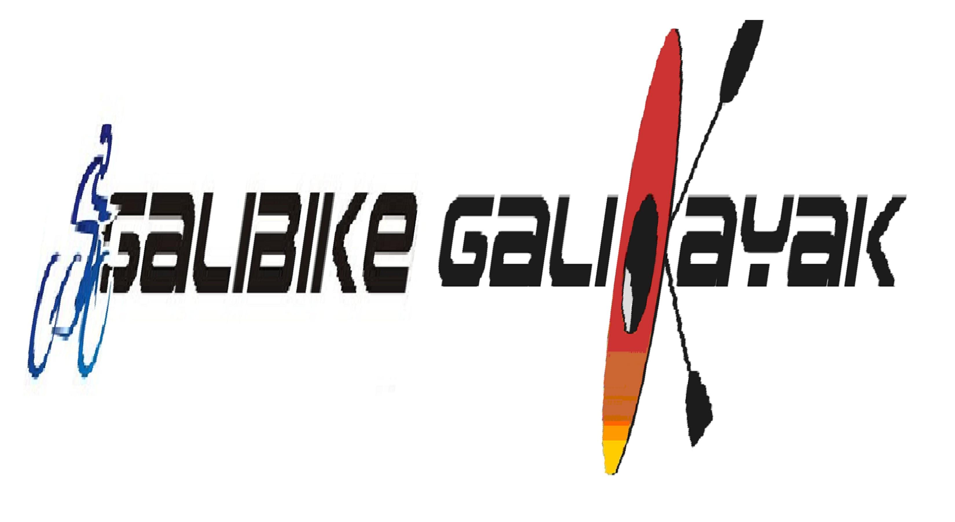 Logotipo GALIKAYAK-GALIBIKE