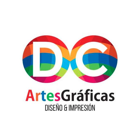 Logotipo GRÁFICAS D.C.