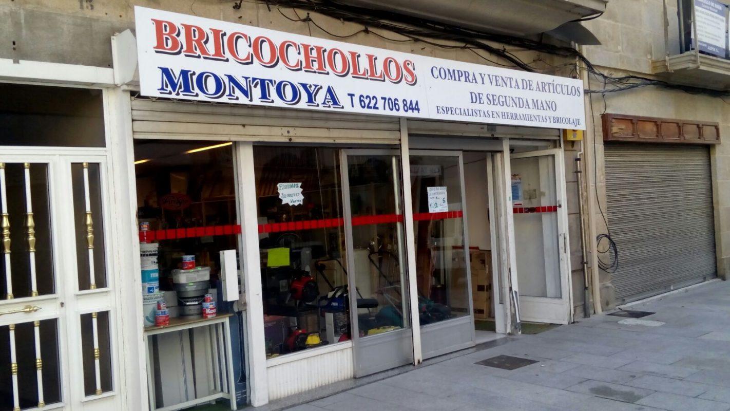 Logotipo Bricochollos Montoya