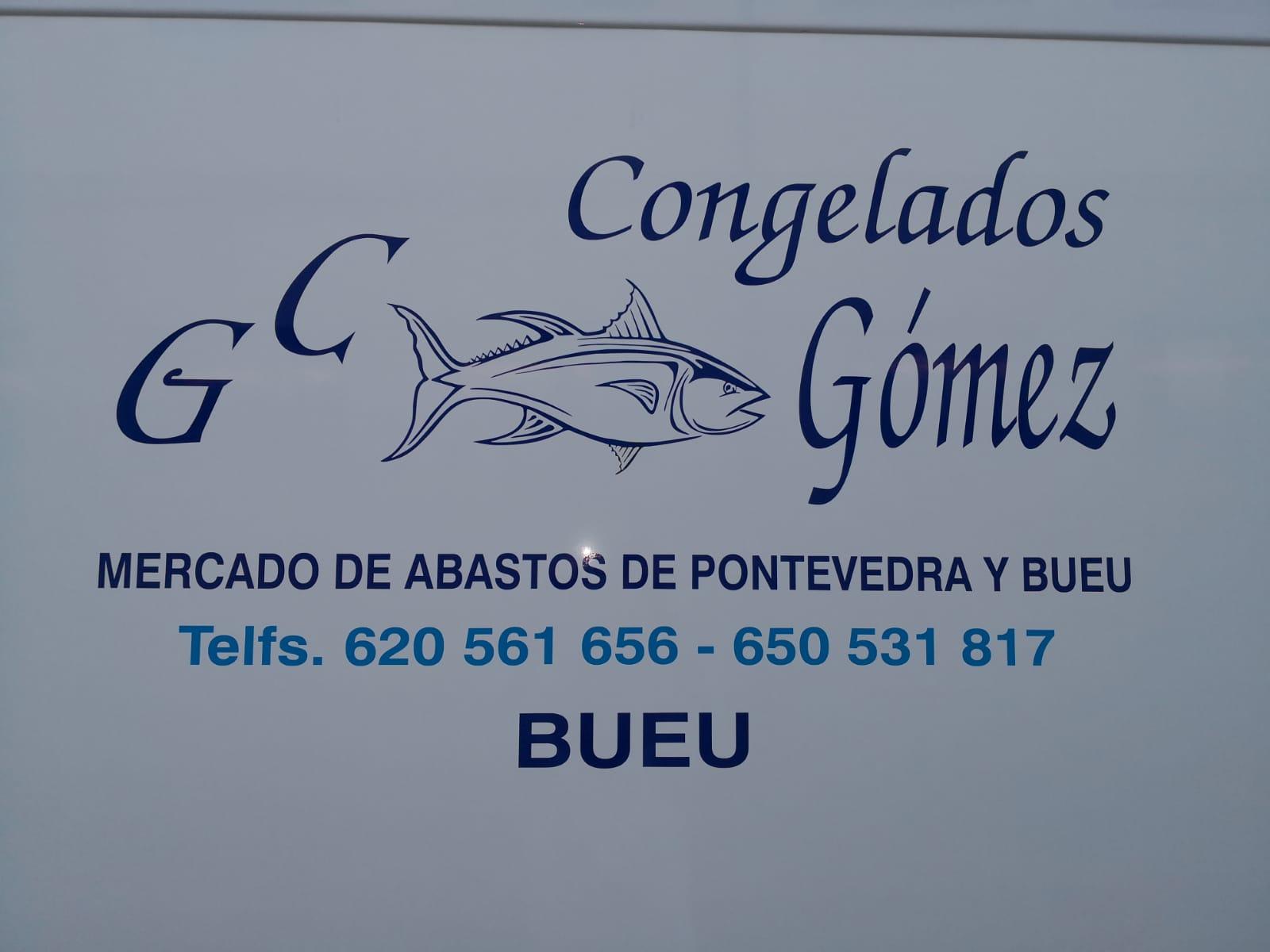Logotipo CONGELADOS GÓMEZ
