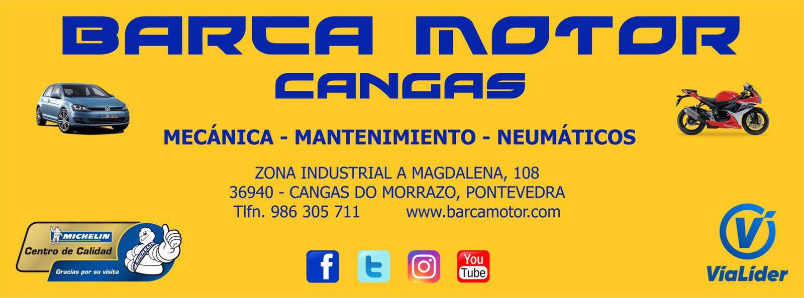 Logotipo TALLERES BARCA MOTOR