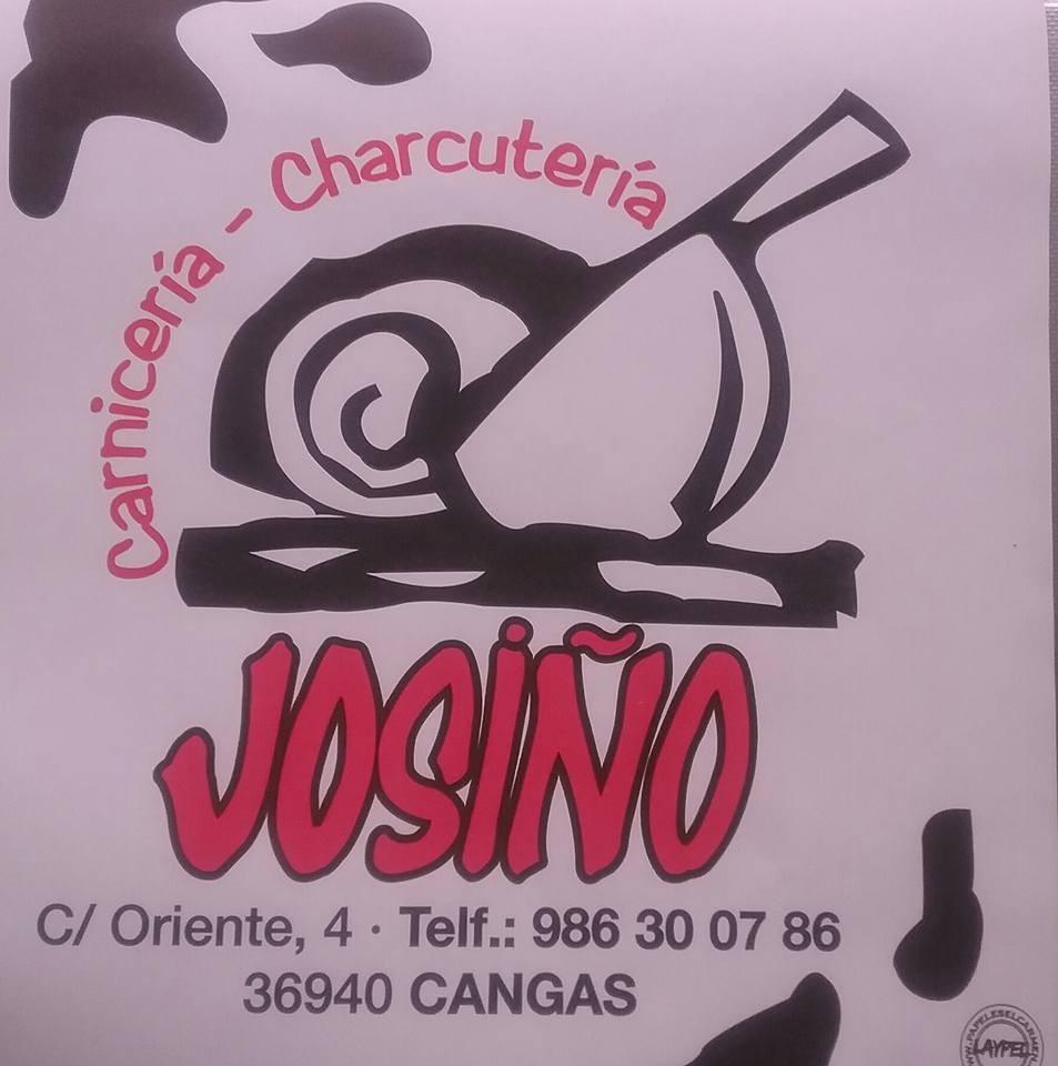 Logotipo CARNICERÍA JOSIÑO
