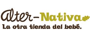 Logotipo Alter-Nativa La otra tienda del bebé