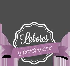 Logotipo MERCERÍA LABORES E PATCHWORK
