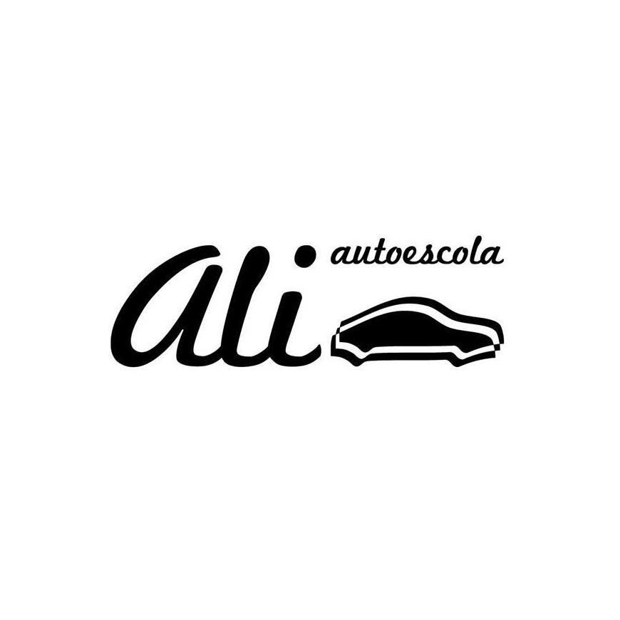 Logotipo ALI AUTOESCOLA