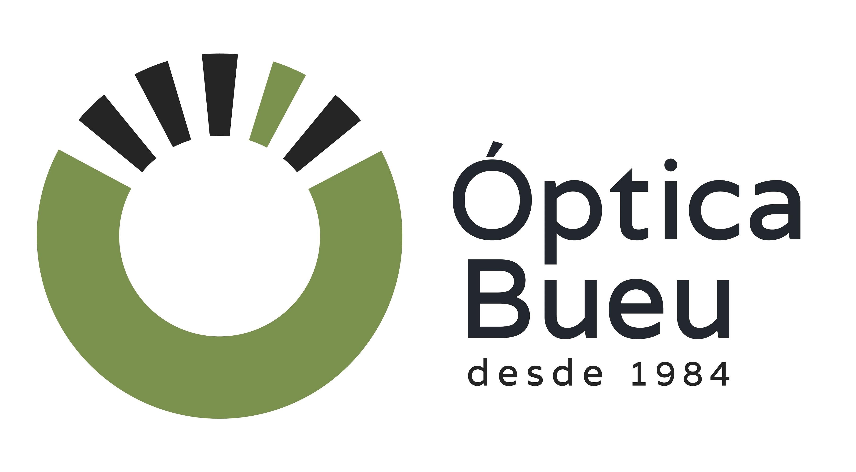 Logotipo OPTICA BUEU