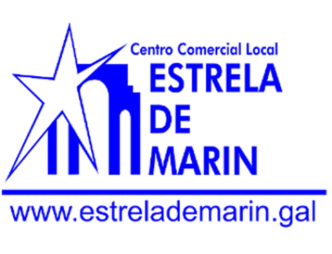 Logotipo Estrela de Marín Shop