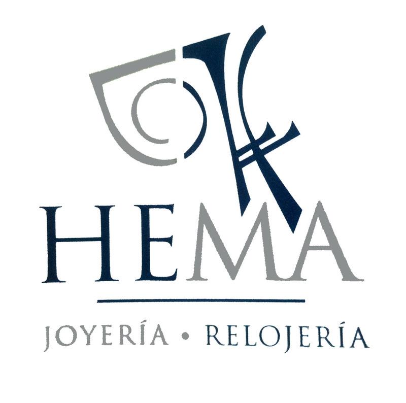 Logotipo Joyería Hema