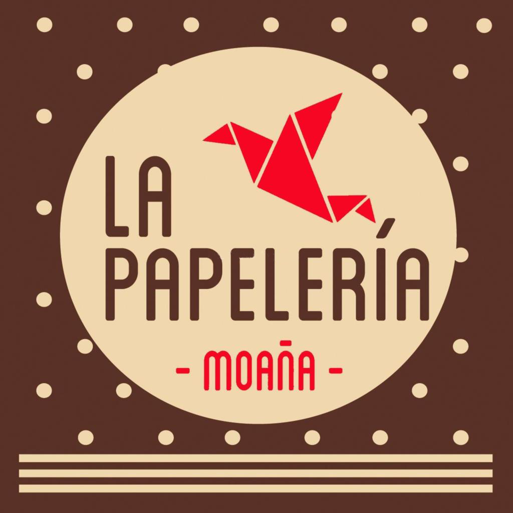 Logotipo LA PAPELERÍA