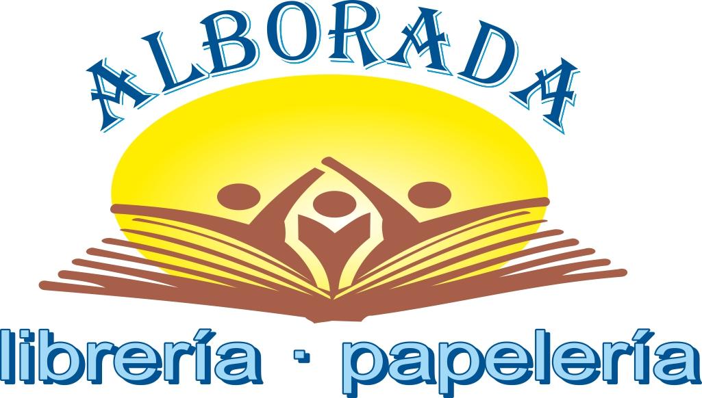 Logotipo LIBRERIA ALBORADA