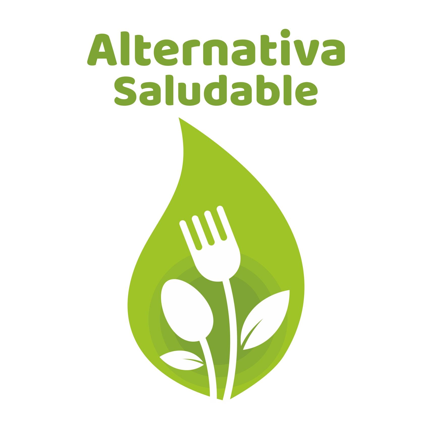 Logotipo Alternativa Saludable