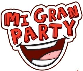 Logotipo MI GRAN PARTY