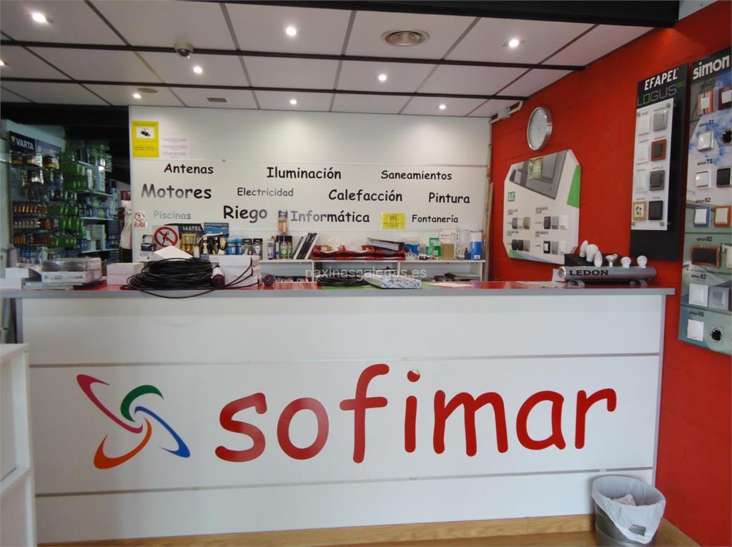 Logotipo SOFIMAR