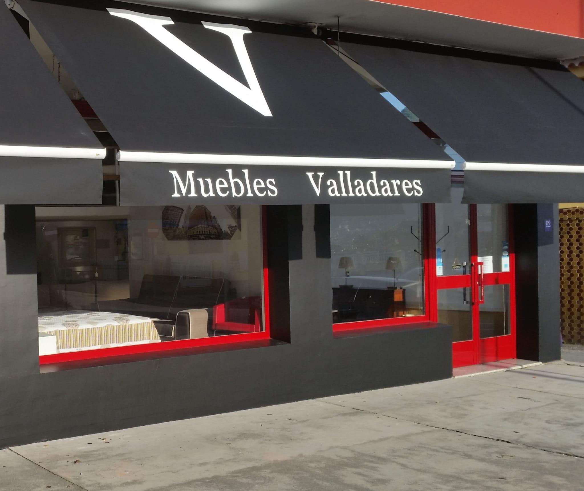 Logotipo MUEBLES VALLADARES