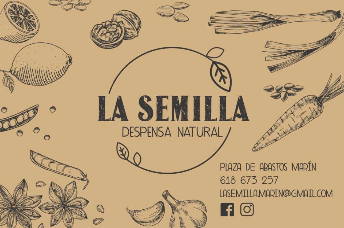 Logotipo La Semilla